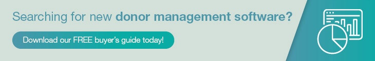 Click here to download your free donor management software resource!