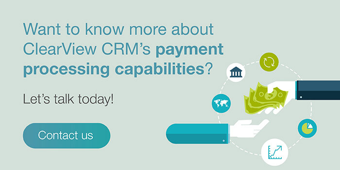 ClearView CRM can revolutionize your nonprofit payment processing strategy