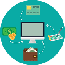 Seamless integrations between your payment processor and your donor database will strengthen your overall fundraising strategy.