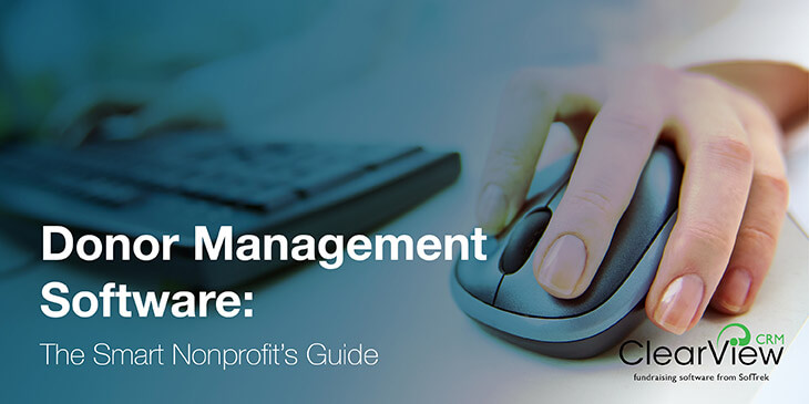 Donor management software guide